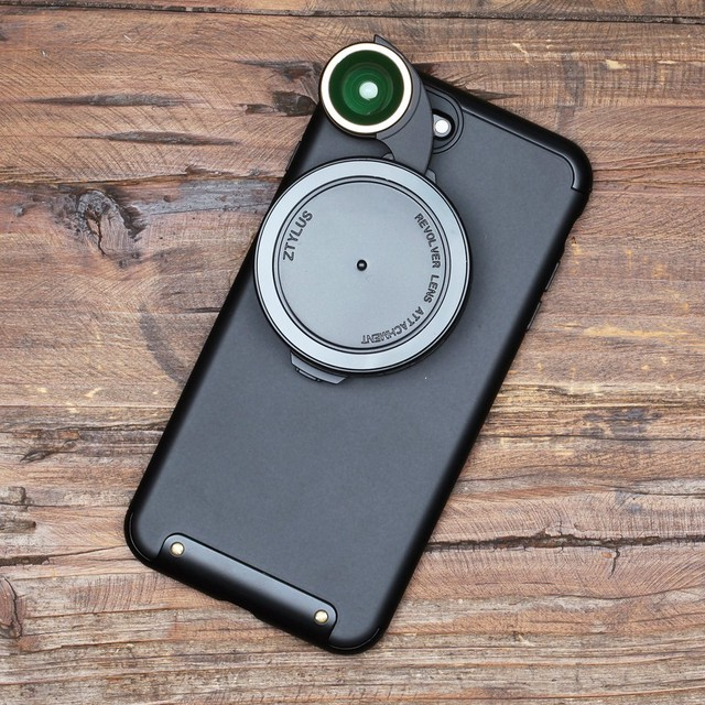 【FOR IPHONE 7】REVOLVER LENS CAMERA KIT