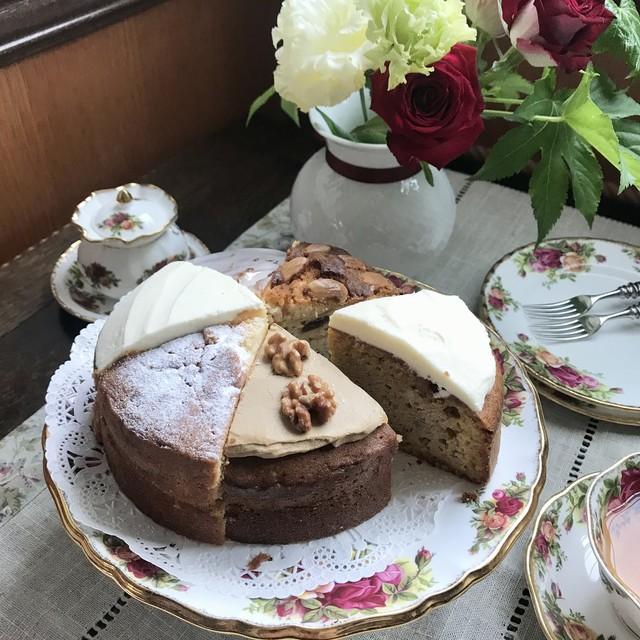 【再販】英国ケーキ6種アソート[2021年]