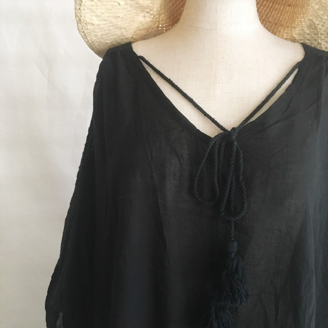 L/S Cotton Dress