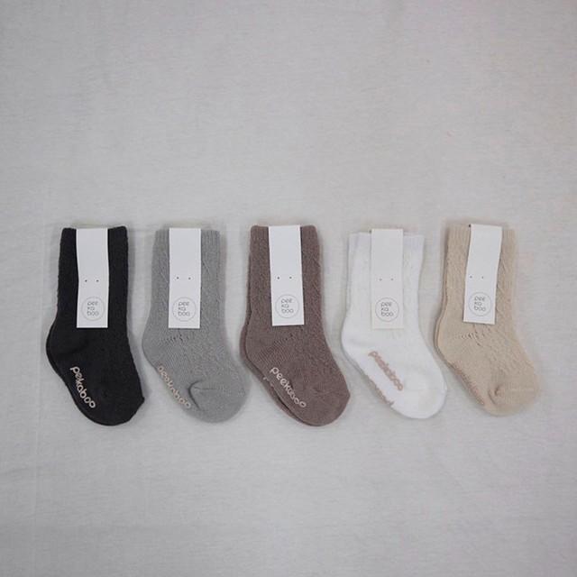 lace socks 5pieces (ソックスセット) Peekaboo : JPK03YBX0041714_104