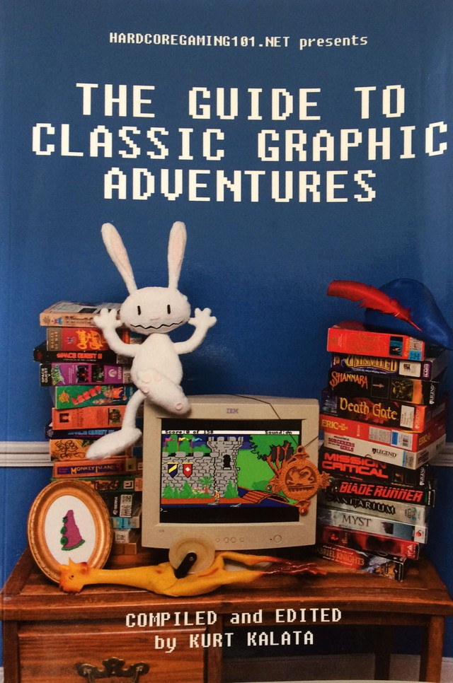 THE GUIDE TO CLASSIC GRAPHIC ADVENTURES(洋書)