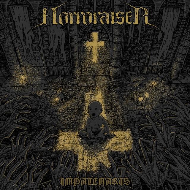 HORRORAISER『Impatenaris』CD