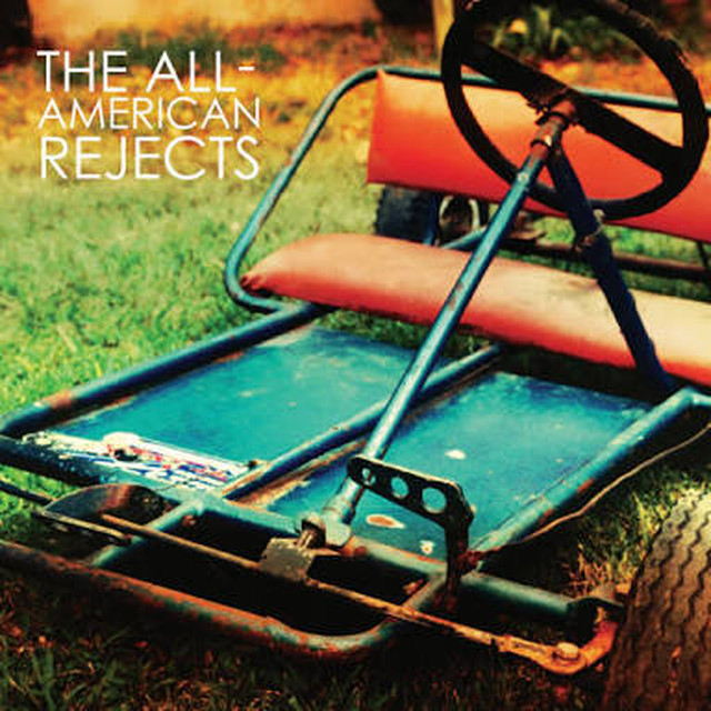 【USED】THE ALL-AMERICAN REJECTS / st