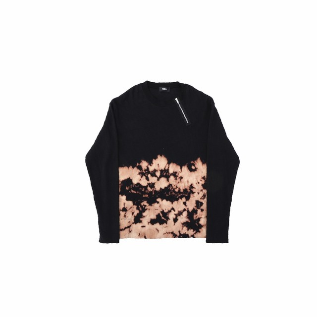 【10%OFF】Thermal pullover / BLACK - メイン画像