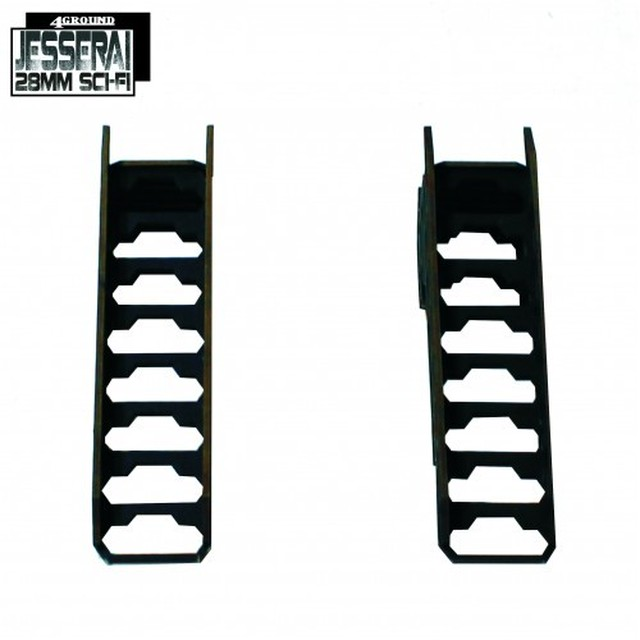 Rooftop Access Ladders 28S-JES-A02