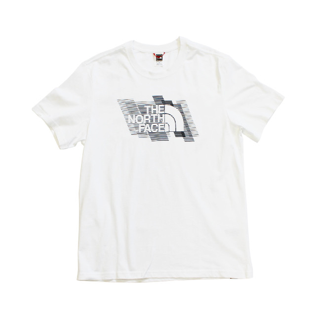 Import /  The North Face New Stripe 19 T-Shirt