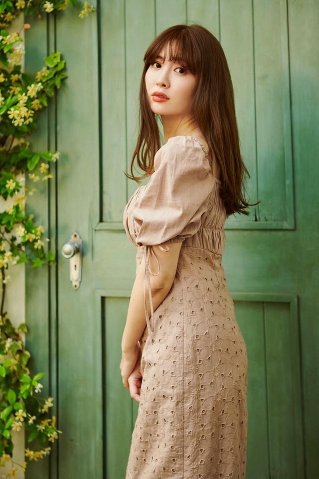 2Way Eyelet Lace Summer Dress