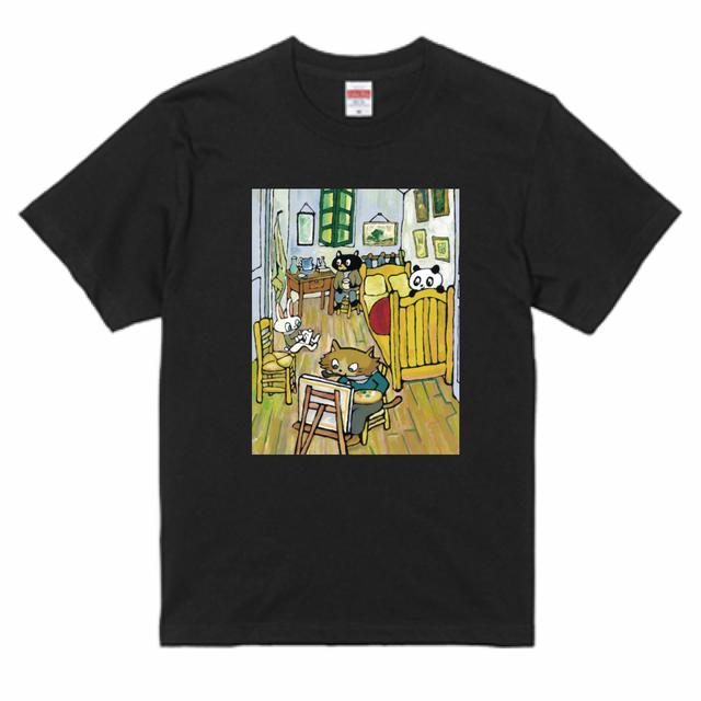 HUIT ART 001-T-shirts