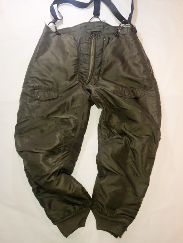 50's  USAF  wool trousers