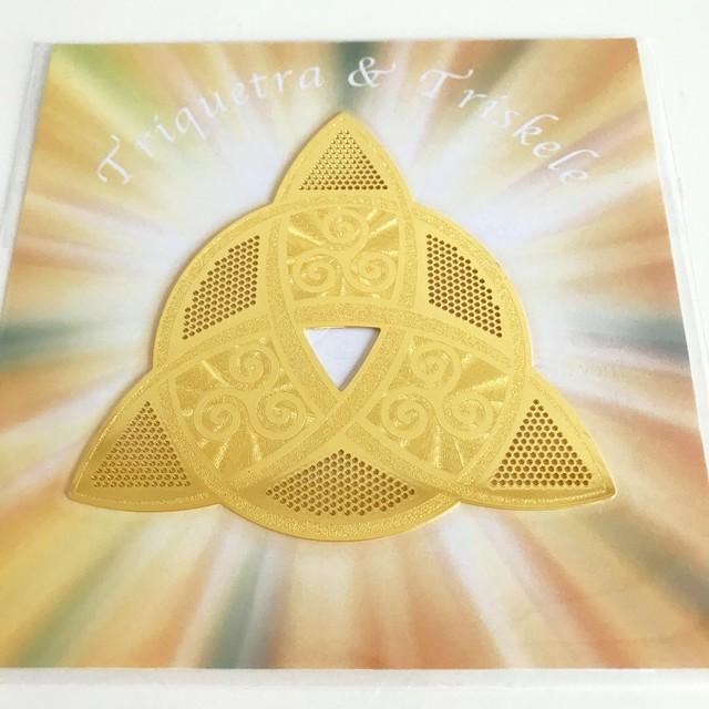 Energy Card ~エナジーカード~【トリケトラ&トリスケル(進化)】