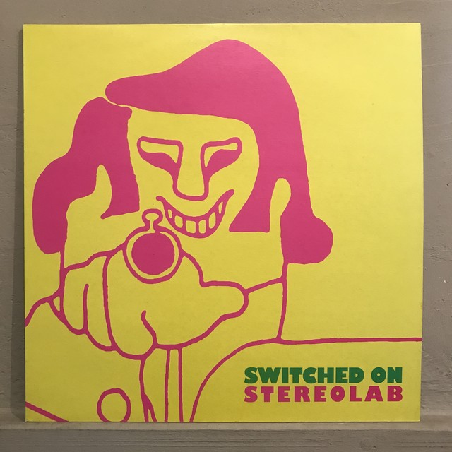 ●STEREOLAB / SWITCHED ON