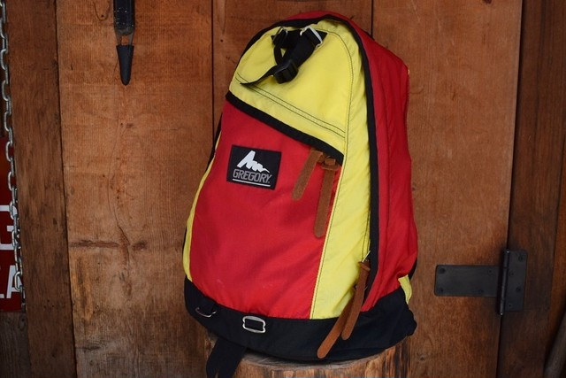 USED 90s GREGORY Day Pack -22L B0523