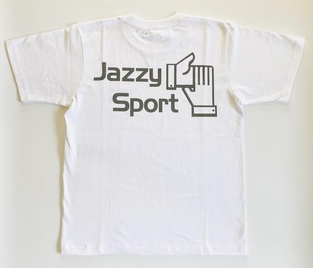【京都店限定】JS Kyoto カレッジ ロゴ Tシャツ/ Vintage Black