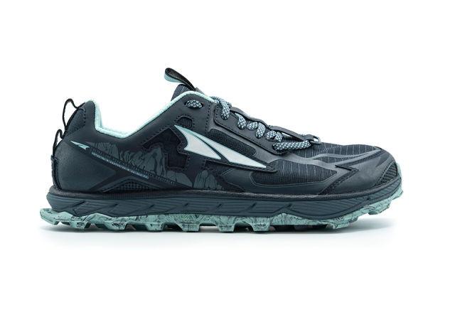【ALTRA】 Lone Peak 4.5 Women Trailrunning Shoes(Navy Light Blue)