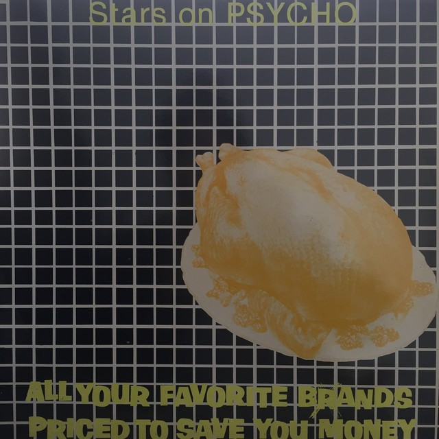 Stars On Psycho / Various