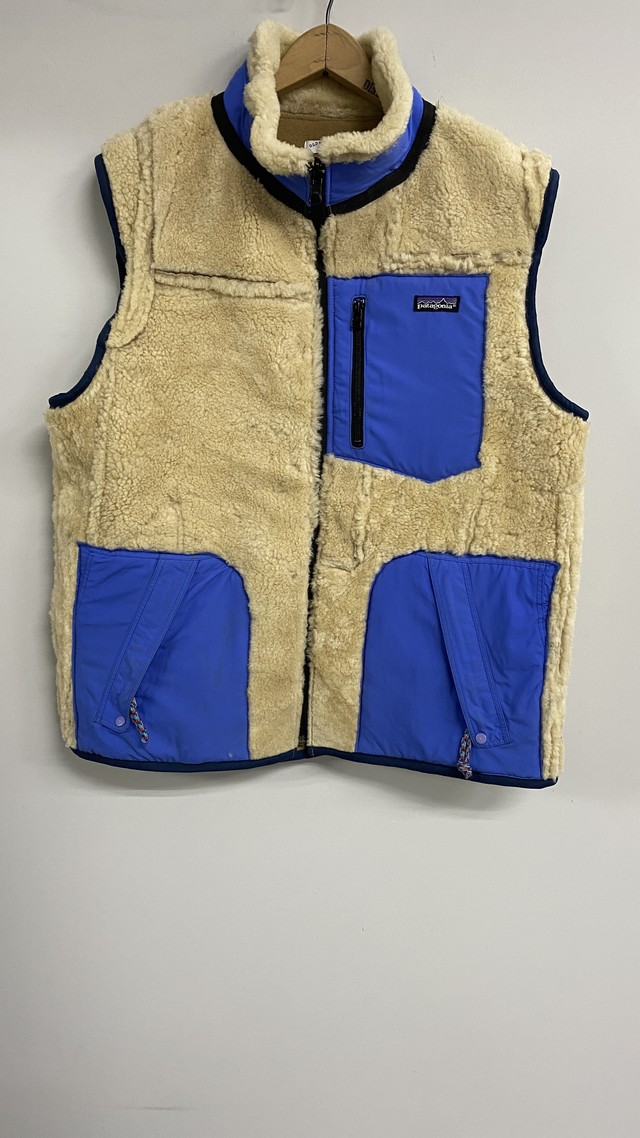 OLDPARK / MOUTON VEST(OUTDOOR,FREEサイズ)