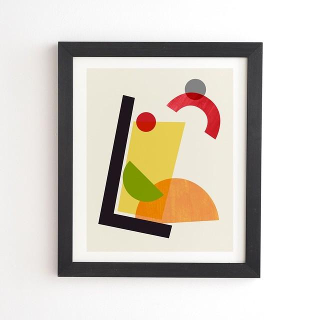 フレーム入りアートプリント MY COCKTAIL II TOM COLLINS BY TREVOR【受注生産品: 10月下旬頃入荷分 オーダー受付中          】