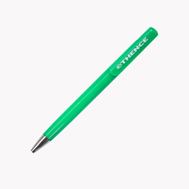 「PCC」ボールペン グリーン