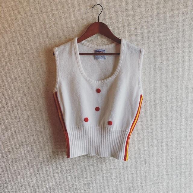 【SALE】vintage cheerleading tops