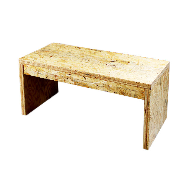 Remake / Mix plywood Bench Table A