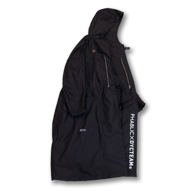PHABLIC×DYCTEAM® Over coat *3M Waterproof