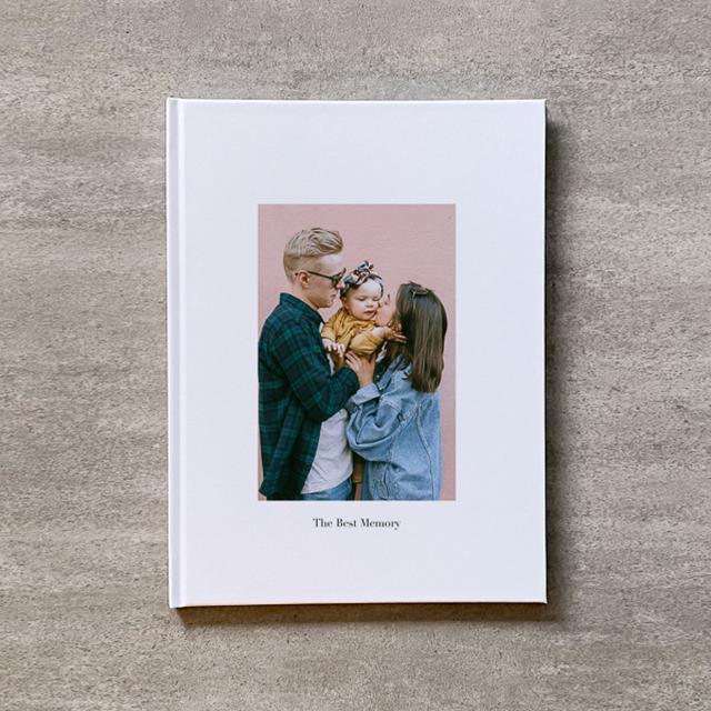 SimpleLine-FAMILY_B5スクエア_10ページ/10カット_フォトブック