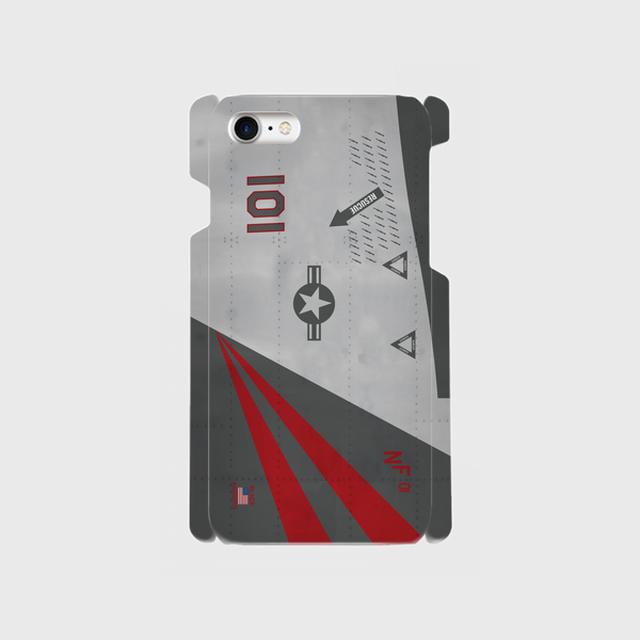 アメリカ海軍VFA-115-『Eagles』 iPhoneケース