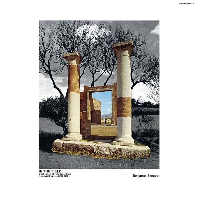 BENJAMIN SKEPPER IN THE FIELD SOLO ALBUM LIMITED EDITION GATEFOLD CD (contrapuntal 004)