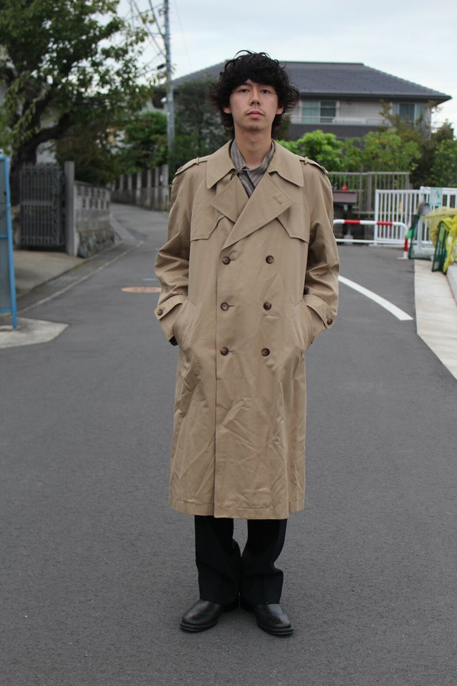 Pierre Cardin CLASICAL TRENCH COAT