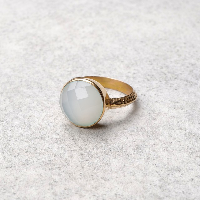 SINGLE STONE NON-ADJUSTABLE RING 152