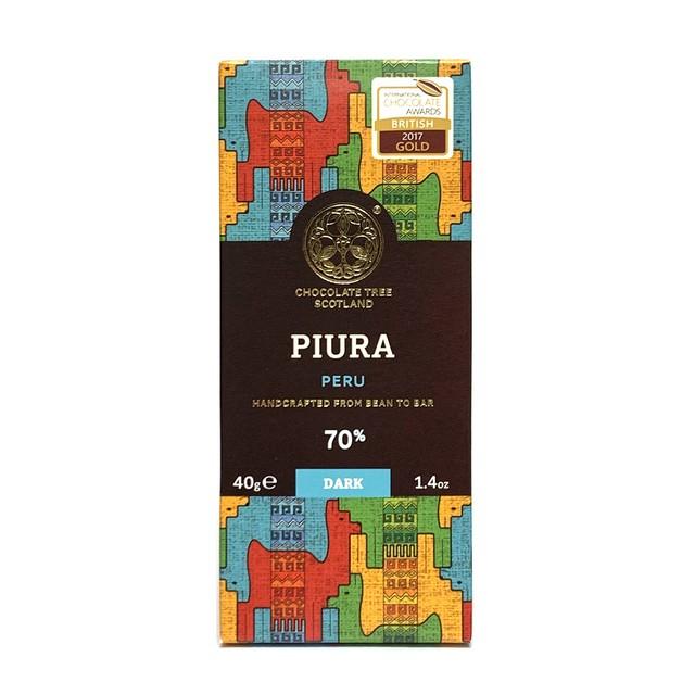 チョコレートツリー ピウラ70%
