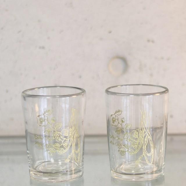 オリジナル琉球ガラス:グラス トゥシューズ2