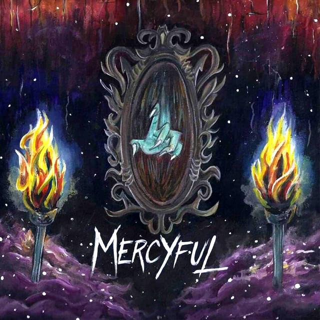 NUCLEAR BLACK『Mercyful』CD