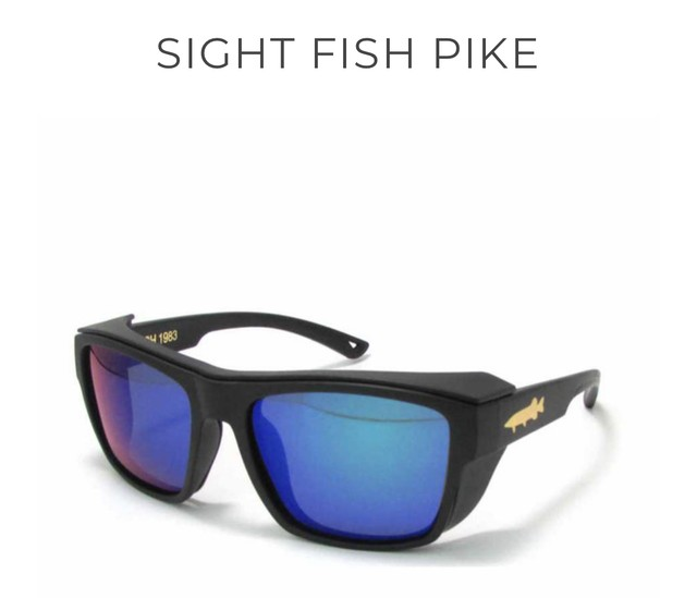 SIGHT FISH PIKE BIGFISH1983}