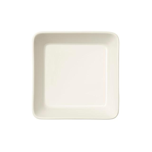 イッタラ iittala ティーマ スクエアプレート 約12×12cm ホワイト 1006239