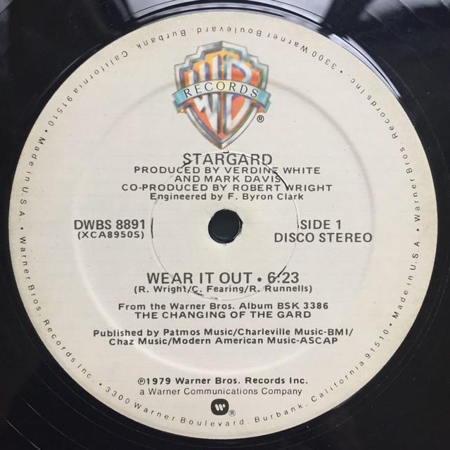 Stargard – Wear It Out