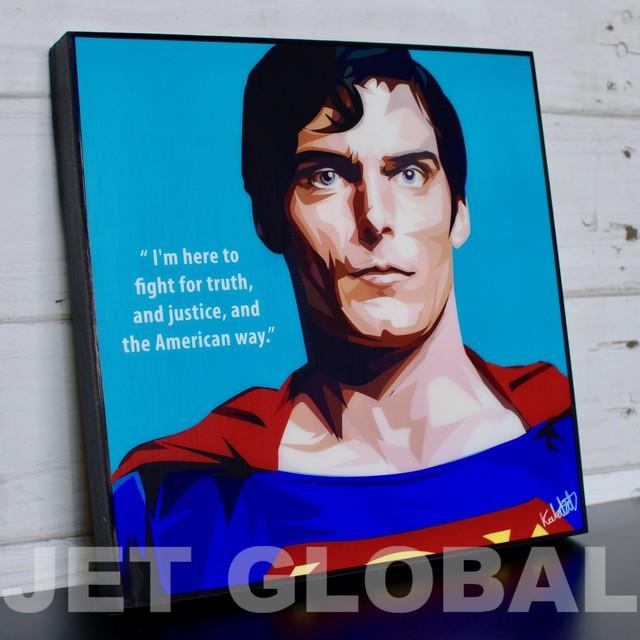 スーパーマン/ SUPERMAN VER.1 / Mサイズ 26cm / PAPDC_0015