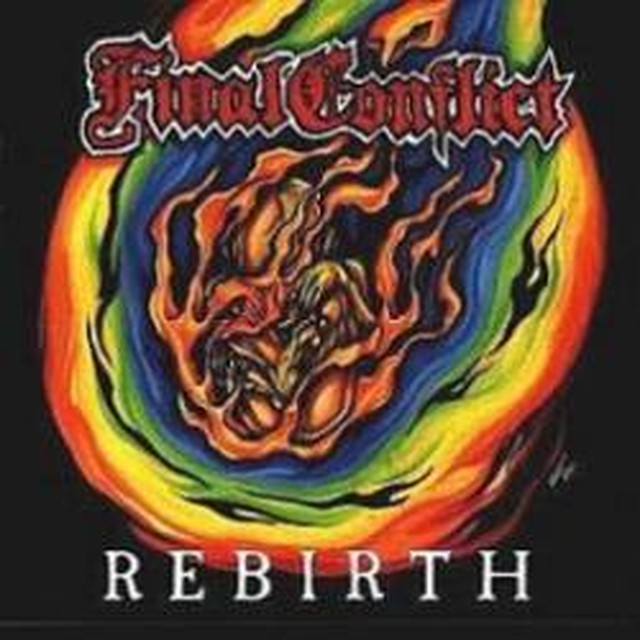 【USED】Final Conflict / Rebirth