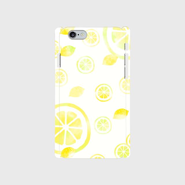 iPhone6/6s スマホケース  レモン
