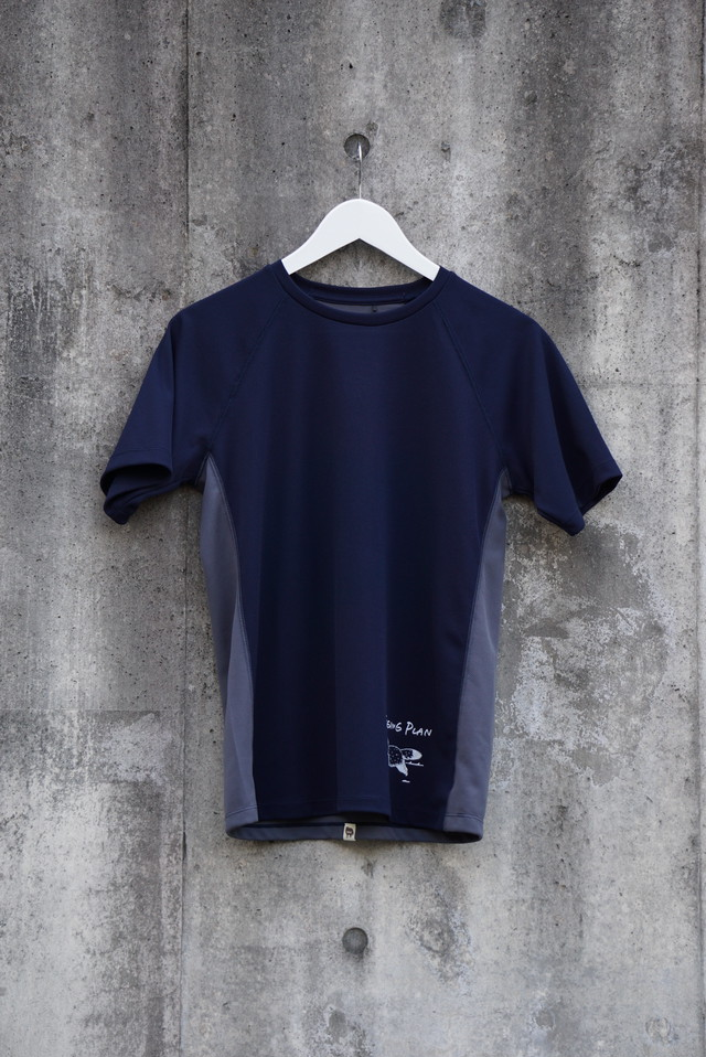 Tannuki Graphic T JP: Color Navy