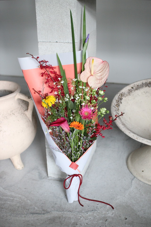 Bouquet delivery 【当店より半径5㎞以内 限定 ※毎週(土)ご配達】