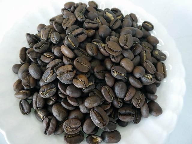 煎り豆 メキシコ ブレンド 中深煎り 200g  (税込み価格)