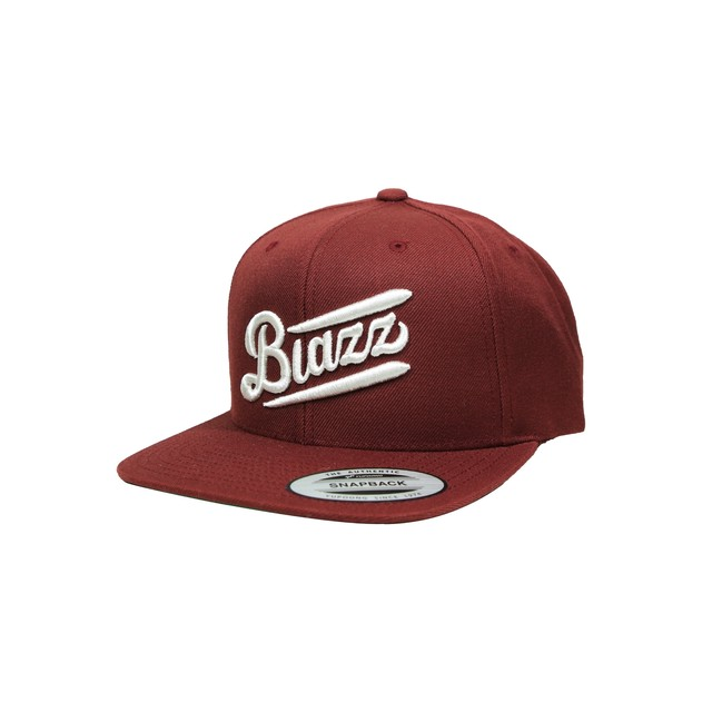 Blunt's Blazz B.B CAP 2021 [BURGUNDY / WHITE]