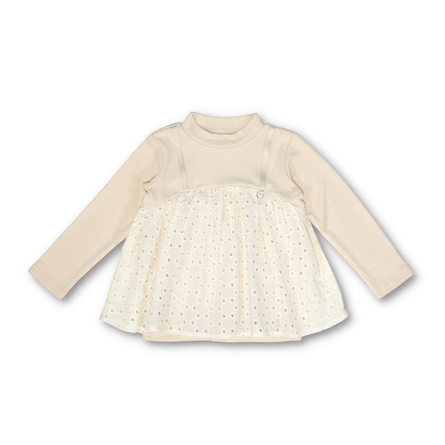 Little s.t. by s.t.closet ドッキングチュニック
