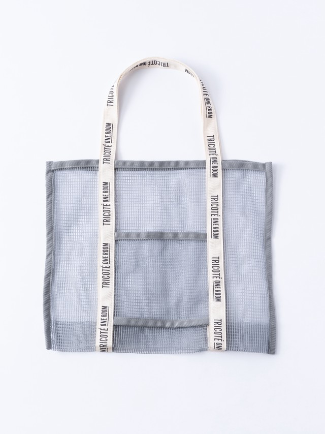 エコバッグに【TRICOTÉ】MESH BAG LARGE