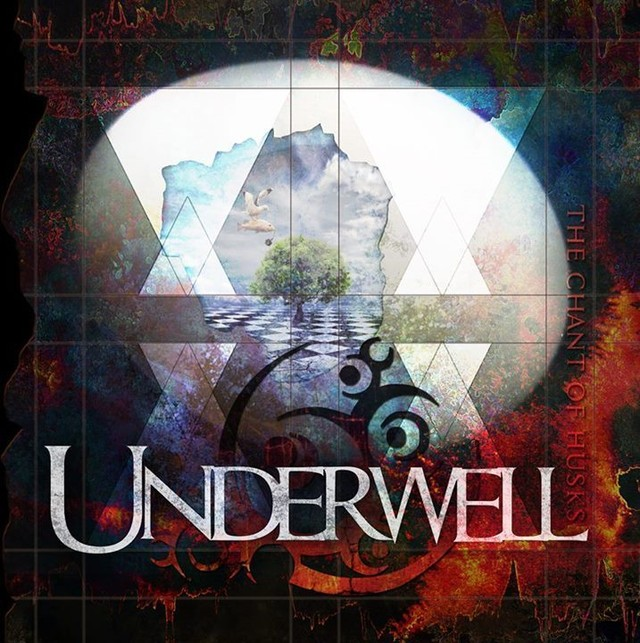 【USED】UNDERWELL / THE CHANT OF HUSKS
