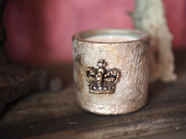 Vintage Candle 11