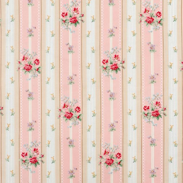 【Paper+Design】バラ売り2枚 ランチサイズ ペーパーナプキン ROSEWAY ピンク