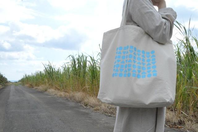 【きびおれ】手提げ袋(1本用)
