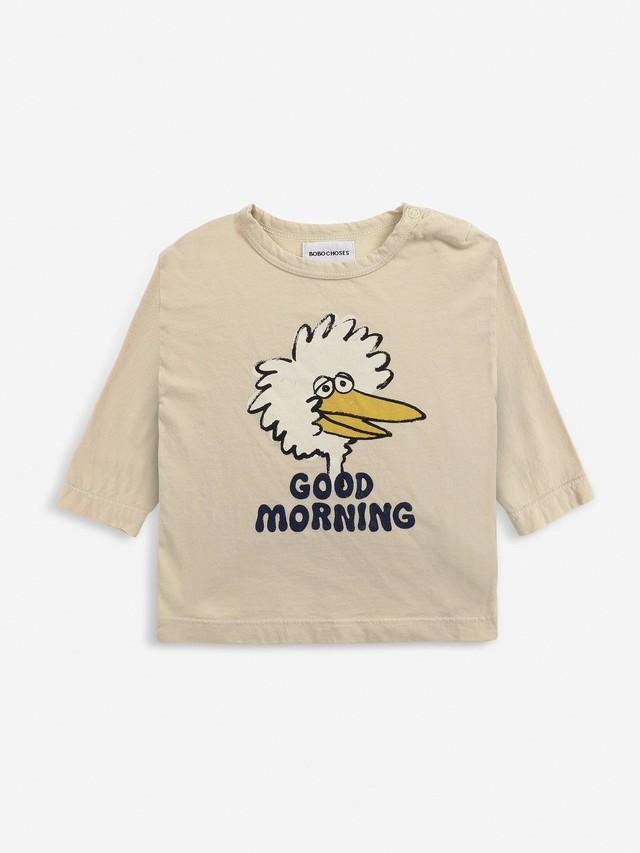 【予約7月下旬入荷】bobochoses(ボボショセス)Birdie  Long Sleeve Tshirt 長袖Tシャツ